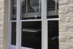 Sash Window renovation after photo