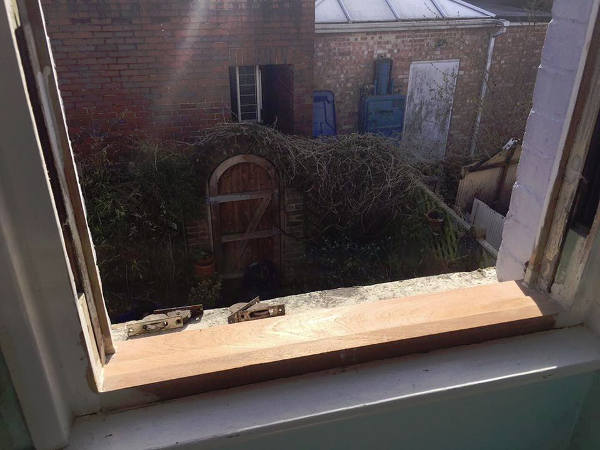 Sash Window renovation project in Tunbridge Wells 4