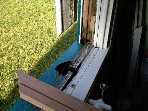 Venetian Sash Window renovation in Kent 1