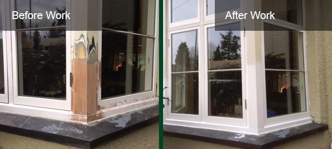 Surrey sash window repair