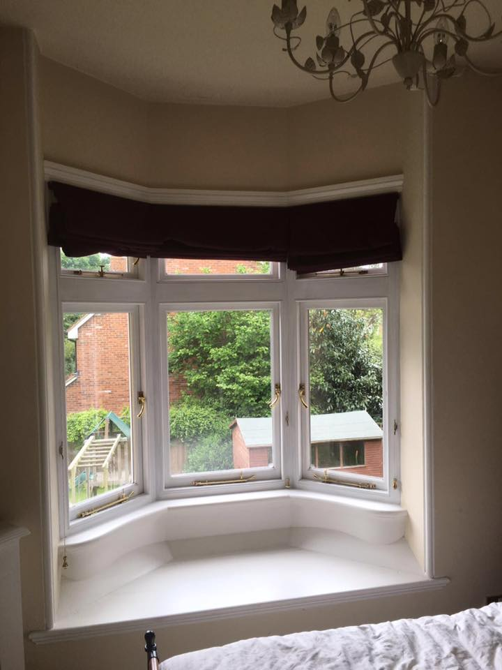 Bay Window Rebuild