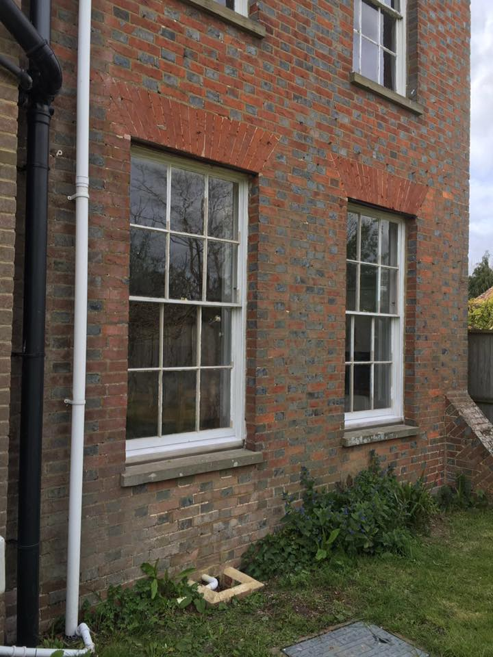 Sash Window Restoration in Kent