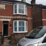 Replacement to Traditional Box Sash on Victorian semi-detached property