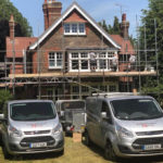 Full house renovation of sash windows